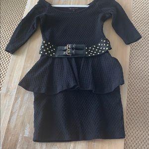 Betsey Johnson cotton spandex dress